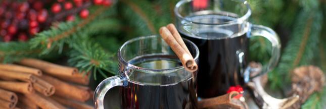 Le vin chaud, tonique et épicé, plaisir de l'hiver