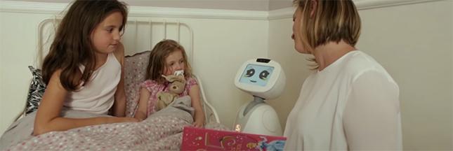 Buddy, le premier robot familial français est né