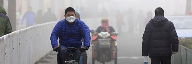 New Delhi asphyxiée par la pollution