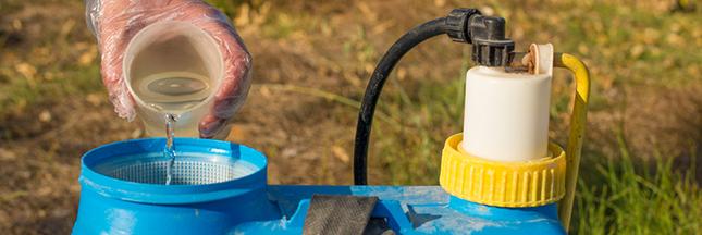 Déchets dangereux: pesticides et produits phytosanitaires