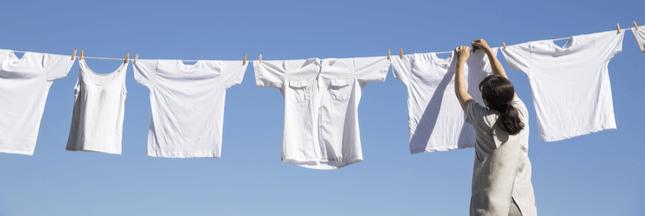 La lessive en poudre maison pour le linge blanc