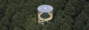 Bientôt, une maison en verre pour vivre dans un arbre !