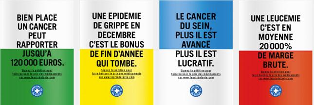 Soutenez la campagne de Médecins du Monde dénonçant le prix des médicaments
