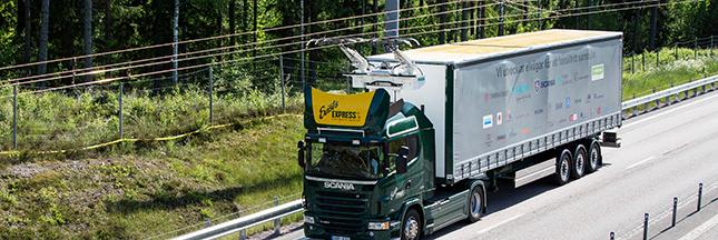 La Suède inaugure la 'e-Highway', l'autoroute vers l'indépendance au pétrole
