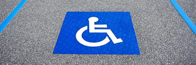 Personnes à mobilité réduite: parking difficile en Europe