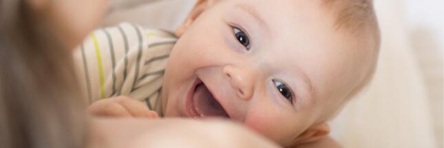 Bébés: allaiter, c'est la santé!