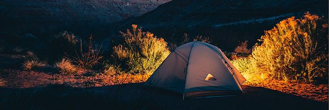 Campz présente le b.a.-ba du camping écolo