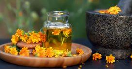 L'huile de calendula pour transformer ses soucis