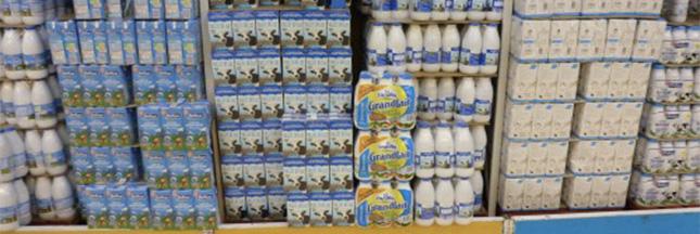 Le consommateur reprend le pouvoir sur le prix du lait