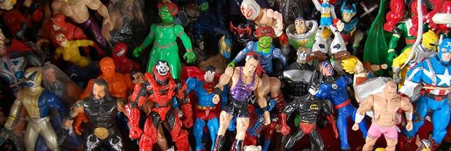 Pas de produits nocifs dans les jouets en plastique des enfants
