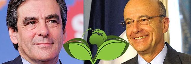 Primaire à droite: l'écologie n'est pas au coeur des programmes