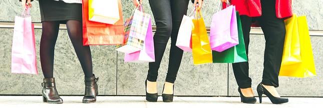 Ce week-end, 'Black friday' ou journée sans achat?