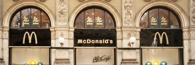 Fast-Food: et McDonald's créa le burger au Nutella