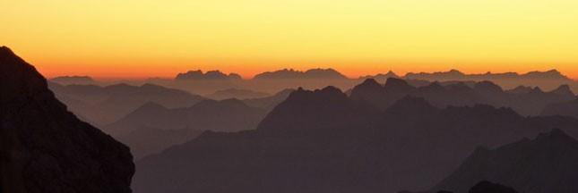 Un pic de pollution exceptionnel dans les Alpes