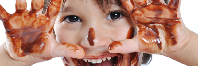 Mangez du chocolat sans l'amertume du travail des enfants