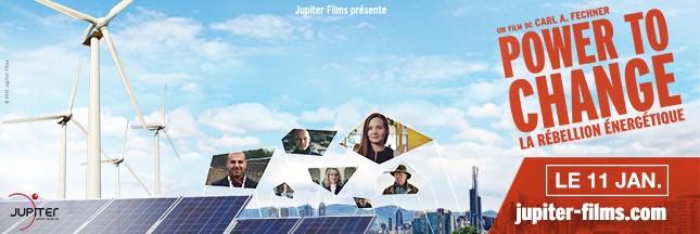'Power to Change': le film qui donne de l'énergie
