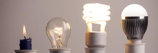 Les ampoules LED seraient dangereuses pour les yeux