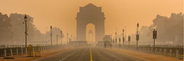 Pollution atmosphérique: les villes les plus polluées du monde