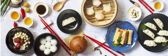 10 recettes végétariennes pour le Nouvel An chinois
