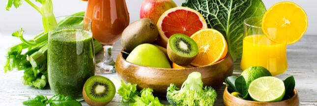 Les aliments riches en vitamine C
