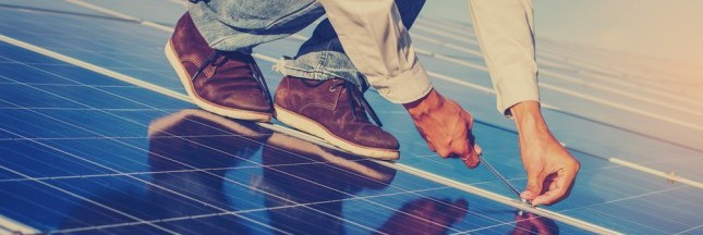 La filière solaire génératrice d'emplois
