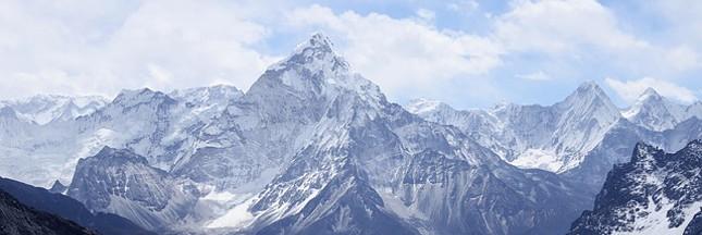 Les glaciers alpins fondent de plus en plus vite
