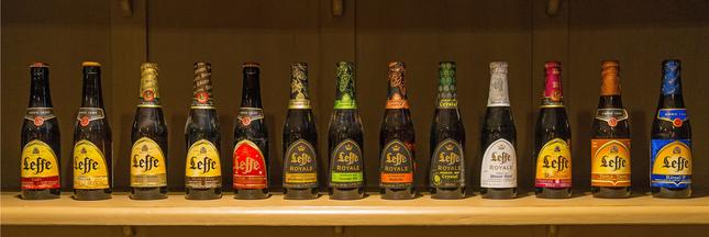 Le fabricant de bière AB InBev passe au 100% renouvelable
