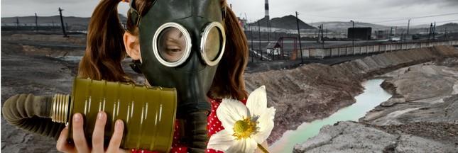 La pollution tue 1,7 million d'enfants tous les ans