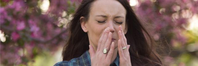 Sondage: Souffrez-vous d'allergies printanières chaque année?