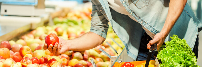 économiser courses alimentaires