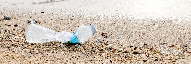 De grandes marques parmi les déchets des plages françaises