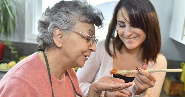 L'alimentation peut prevenir la maladie d'Alzheimer