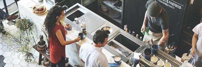 Pause déjeuner: les Français prennent toujours le temps d'aller au restaurant