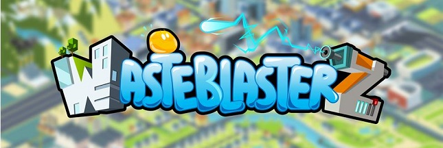 Wasteblasterz, le nouveau jeu vidéo qui part en guerre contre les gaspillages d'énergie