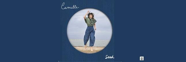 Camille, la chanteuse engagée sort un nouvel album