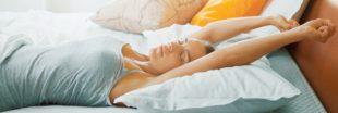 Insomnie : 6 positions de yoga pour stimuler le sommeil