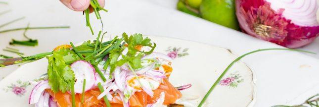 Rappel produit –  Émincés de saumon fumé – Carrefour Bio