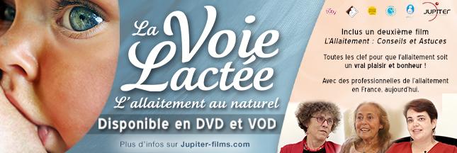 Sélection film: La Voie Lactée, l'allaitement au naturel