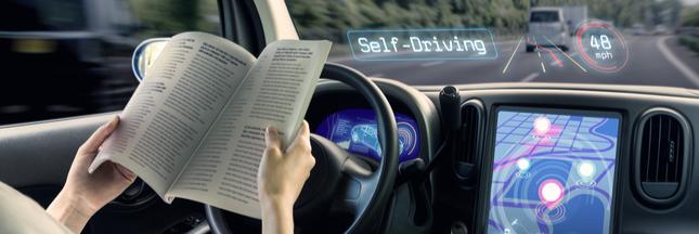 Qu'allons-nous faire de tout ce temps libre dans les voitures autonomes? Voici l'économie des passagers