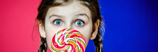 Bonbons et gâteaux industriels toujours fourrés aux nanoparticules