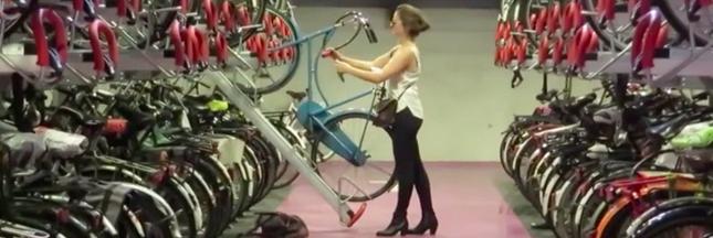 Et pendant ce temps, Utrecht construit le plus grand parking à vélos du monde