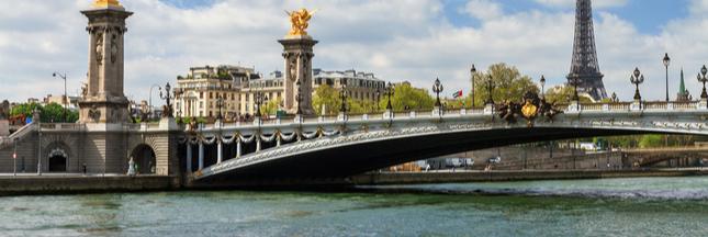 Comment Paris compte nettoyer la Seine en vue des JO