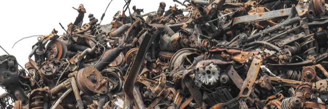 Trafic de déchets: 1,5 million de tonnes de déchets illégaux saisis en juin