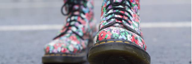 Rappel produit: Boots Dr. Martens Vegan