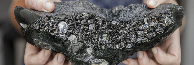 Le Plasma Rock, un matériau révolutionnaire fabriqué à partir de déchets
