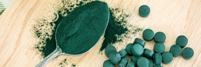 La spiruline: l'algue anti-cholestérol