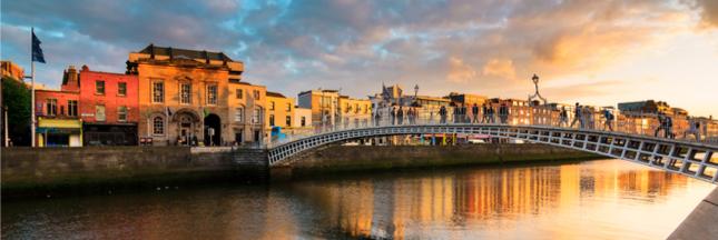 Pollution: l'Irlande bientôt à la barre des accusés?
