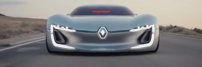 Pourquoi Renault Trezor est la voiture électrique du futur