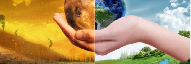 Un rapport américain atteste la responsabilité humaine dans le changement climatique