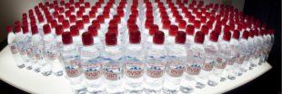 100 % de plastique recyclé pour les bouteilles d'Evian en 2025